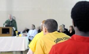 Jail inmates moved by bishop's visit | Catholic Star Herald