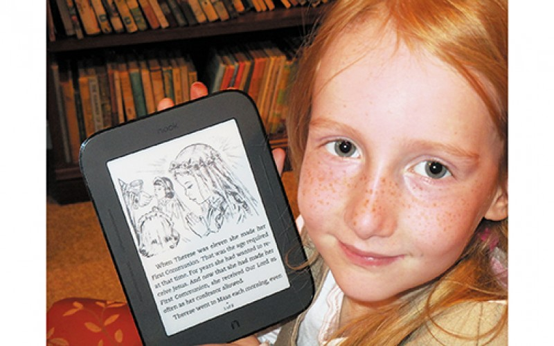 Old books, new readers – Catholic Children's E-Books: a new way to find old books