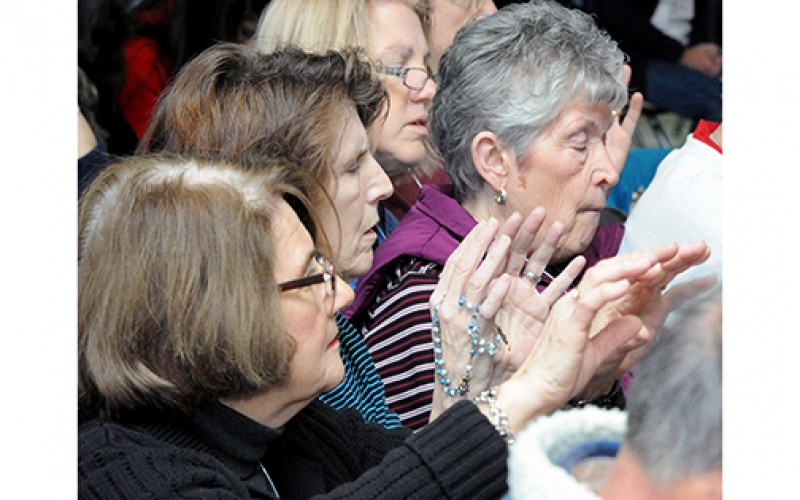 People of prayer