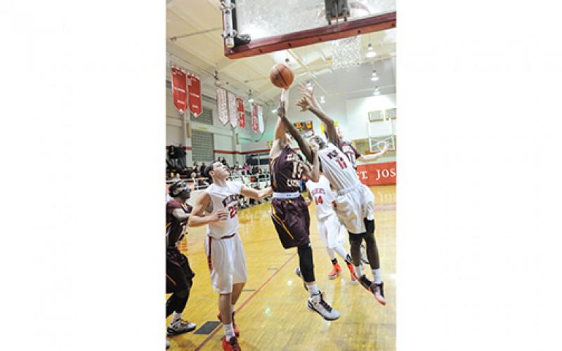 'Basketball thriller'