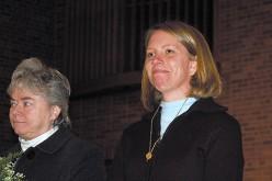 Sisters honored