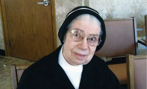 Sister Carmelina Preziosi