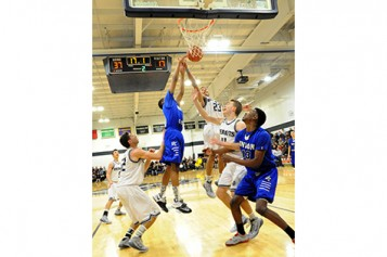 Boys' high school hoops