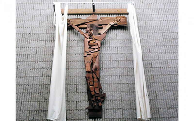 Contemplating The Image Of Christ Crucified Catholic Star Herald