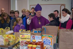 One day food drive makes 'sizeable impact'
