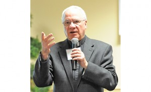 Father Frank DeSiano, CSP