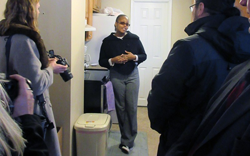 Blessing homes and lives impacted by Sandy