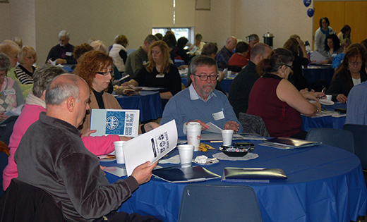Workshop shows growing interest in Stephen Ministry
