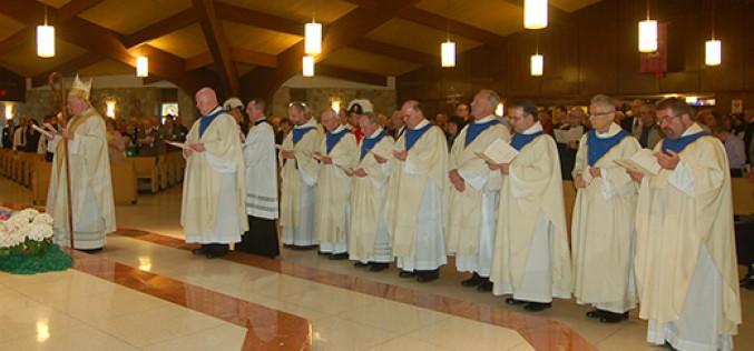 2015 Diocesan Anniversary Mass