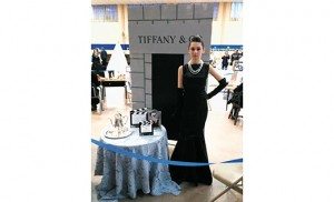 "Megan Sholette portrays Audrey Hepburn in the 1961 film ""Breakfast at Tiffany's"" during the wax museum held at the Paulsboro campus of Guardian Angels School last month. Also on display, represented by students, were John Hancock, Robert E. Lee and Cleopatra, among others. Students portrayed prominent historical figures from Egyptian, Babylonian, Biblical and American history. They created a bibliographic poster with historical information and dressed themselves as their historical figure. They also brought in props and created museum-style pieces for their presentations."
