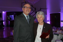 Sister receives humanitarian award