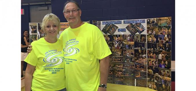 Memorial swim honors memory of Scott Kaplan