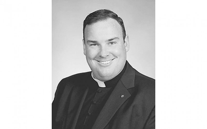 Kennedy to be ordained a transitional deacon