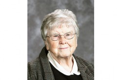 Sister Mary Aquin McDonald, retired DRE, dies