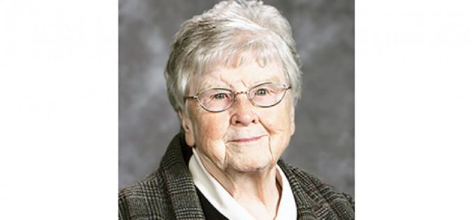 Sister Mary Aquin McDonald, retired DRE, dies