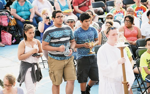 Thousands attend statewide youth rally