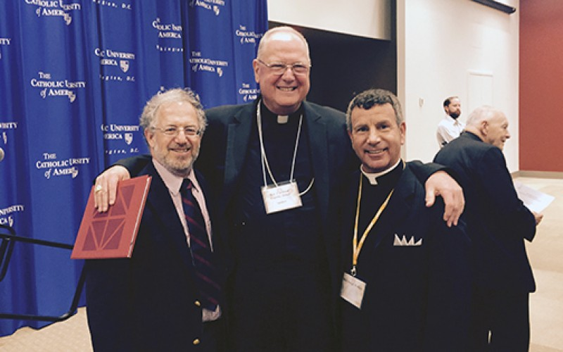 The historic Nostra Aetate Conference