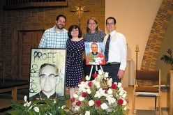 Remembering Blessed Romero in East Camden