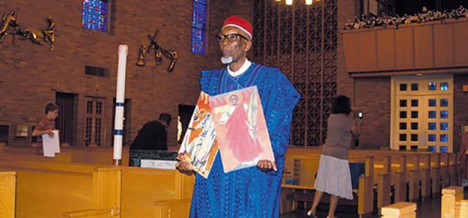 Mass for the Ugandan Martyrs