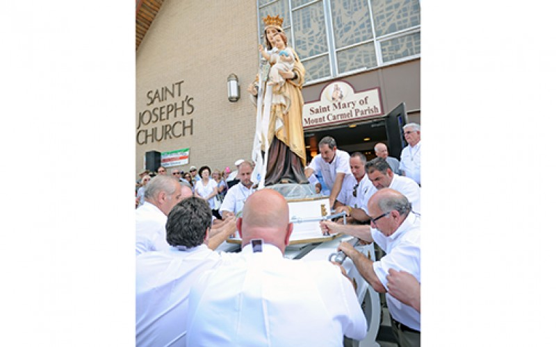 Feast of Our Lady of Mount Carmel