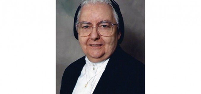 Sister Eufemia Parducci, who taught in Merchantville, dies