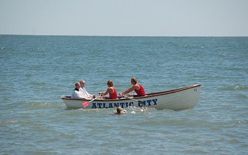 Wedding of the Sea in Atlantic City on Aug. 15