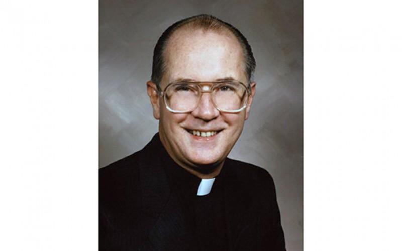 Msgr. Joseph P. Herron, retired pastor, dies