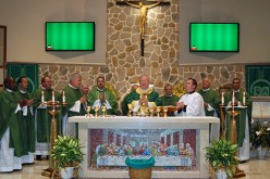 Saint Charles Borromeo Parish celebrates Anniversary