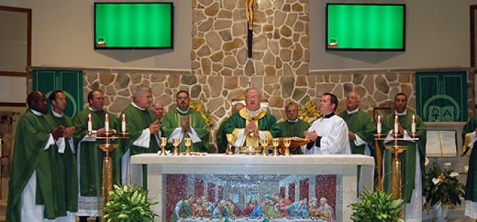 Saint Charles Borromeo Parish celebrates Anniversary