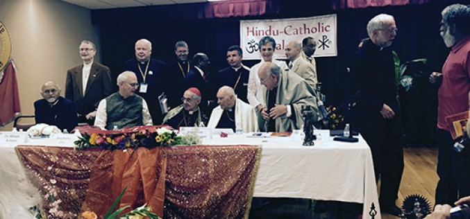 Closer dialogue and understanding with Hindus