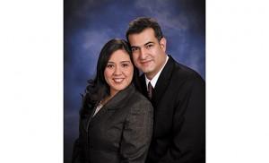 Kathia y Andrés Arango