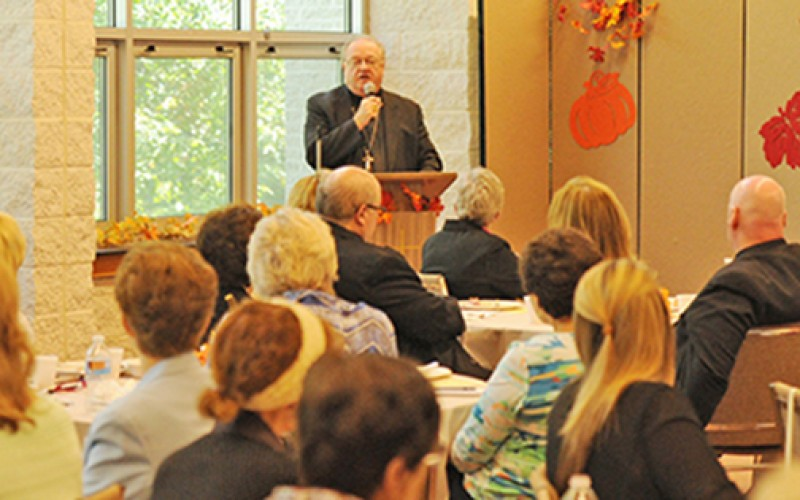 Bishop urges catechists to 're-propose the truth of the Gospel' to their communities