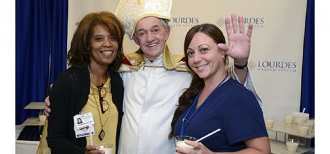 Lourdes celebrates 65th anniversary