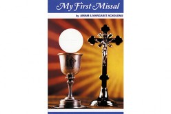'My First Missal' designed to help children understand Mass