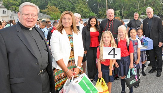 School doors open as September begins