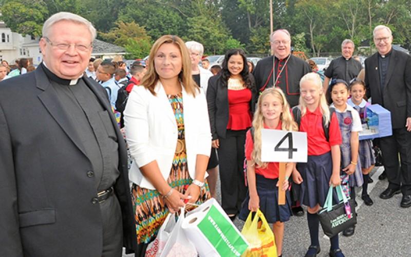 School doors open as September begins