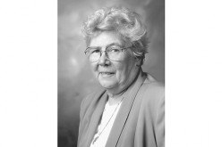 Remembering Sister Mary Vincent Sharp