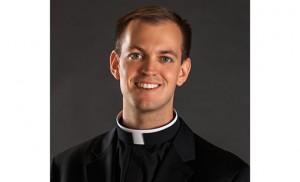 Seminarian Joshua Nevitt