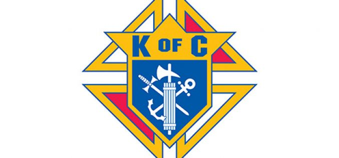 KofC Nativity Council donates backpacks