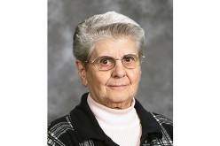 Sister Anne Joachim Vari, who taught in Lindenwold, dies
