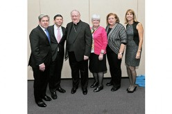 Bishop Sullivan speaks at Temple Emanuel Synagogue