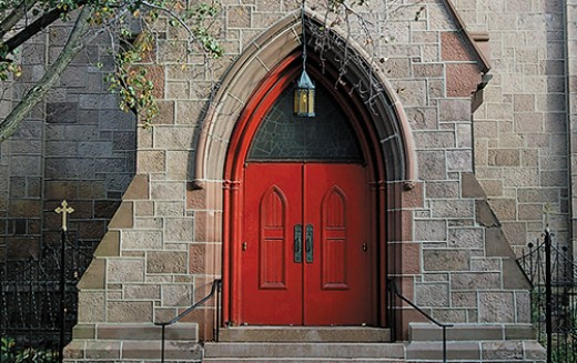 Holy Doors open throughout the diocese on Dec. 13