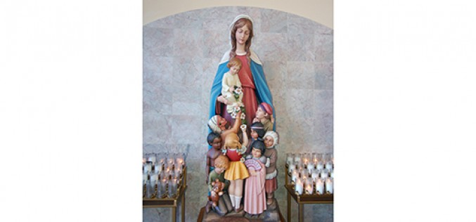 Mary's single-mindedness for justice