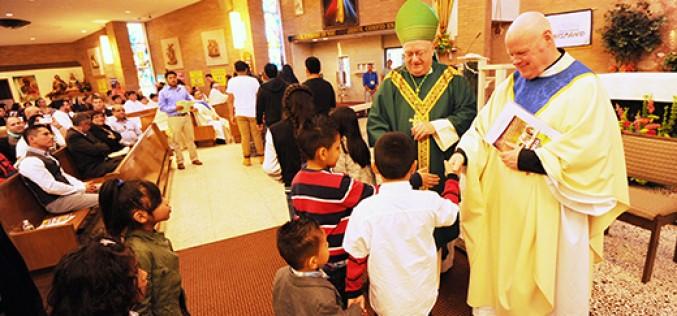 Celebración Diocesana Hispana 2015