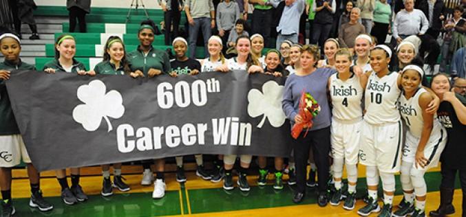 Historic 600th victory!