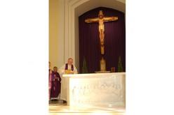 Altar dedication