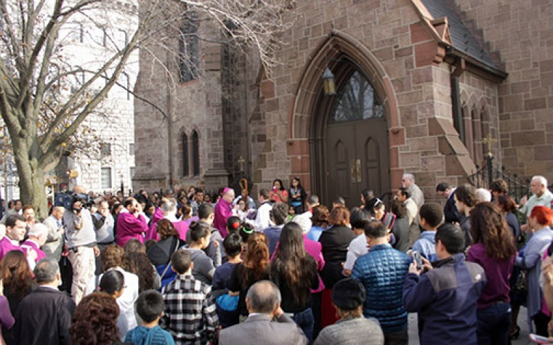 Four Holy Doors to open around the diocese, Dec. 20