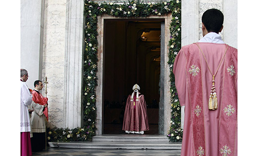 Opening Holy Doors is 'an invitation to joy'