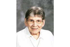 Sister Grace Ball, who taught in Gloucester City and Camden, dies