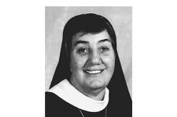 Sister Mary Elizabeth Stanziola, former teacher in diocese, dies